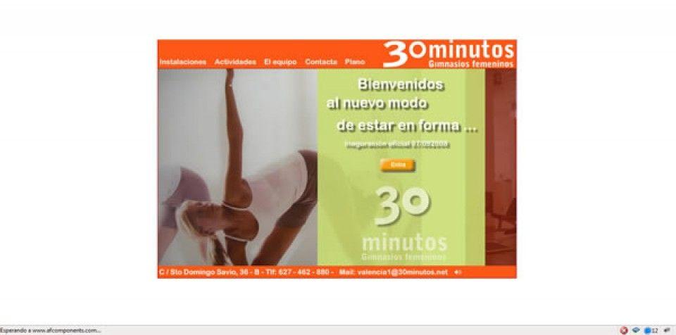 Proyecto Gimnasio 30 Minutos