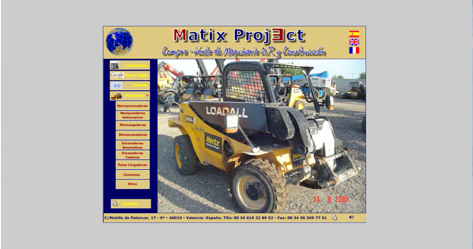Matrix Proyect