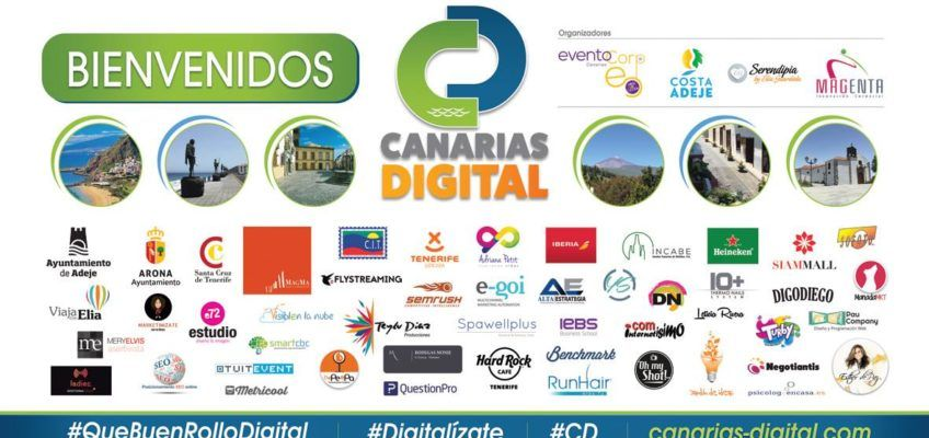 Canarias Digital-El Evento