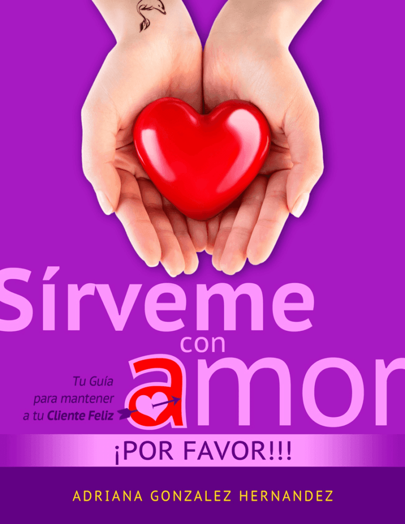 Sírveme con amor