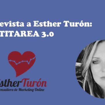 ESTHER TURON: MULTITAREA 3.0