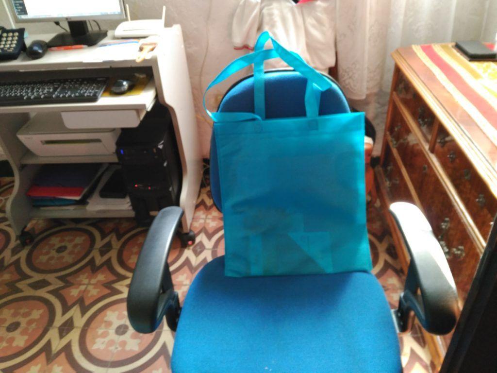 La bolsa Azul de #DSMValencia