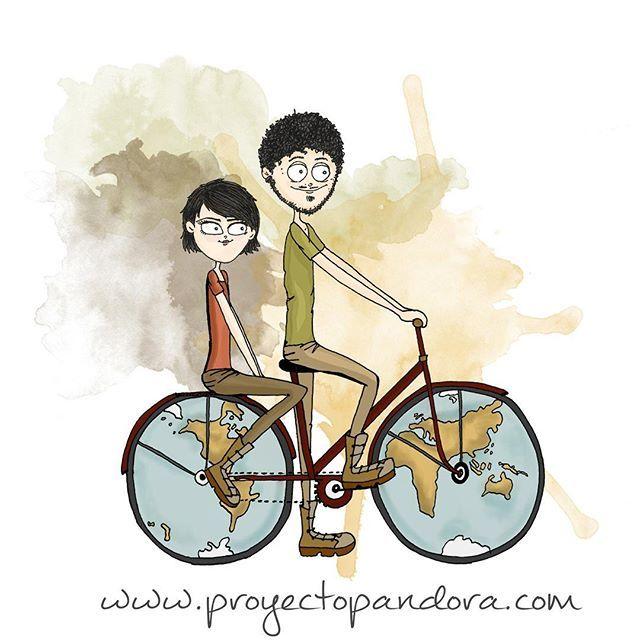 Proyecto Pandora viajar como forma de vida