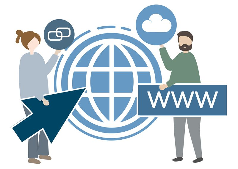 Configuración Internet a domicilio